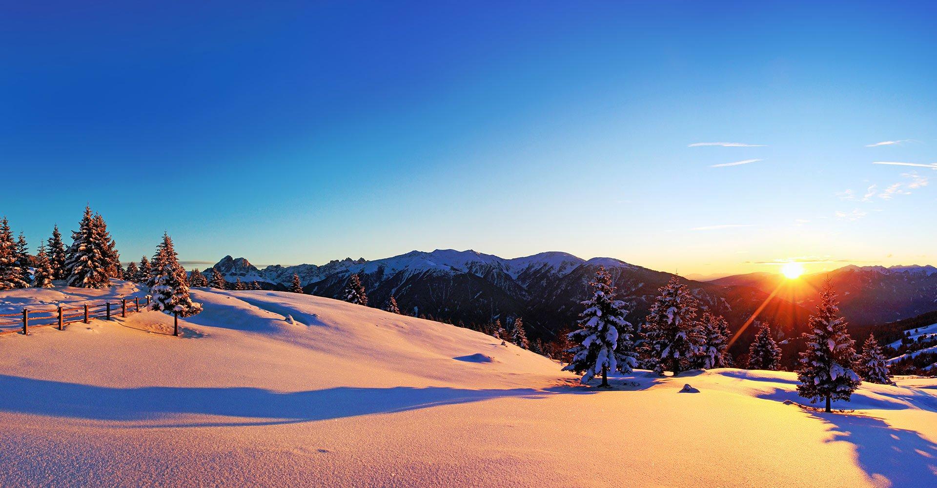 Winter in Lüsen - unvergessliche Eindrücke