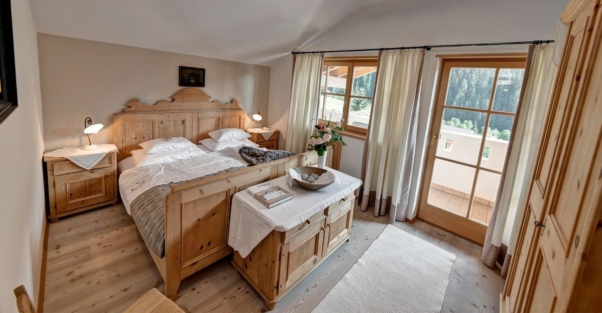 Ferienwohnungen in Lüsen - Urlaub in der Residence Tirol